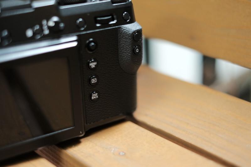 GFX50RとGF63mmF2.8|十字キー廃止