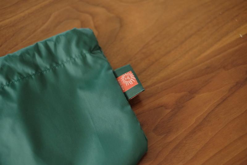 消臭ランドリーバッグ(プロト・ワン)|タグ