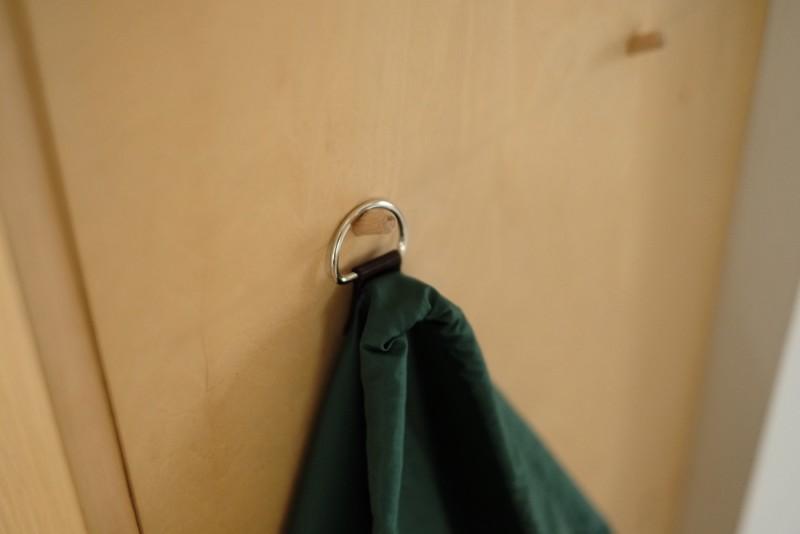 消臭ランドリーバッグ(プロト・ワン)|フック付き
