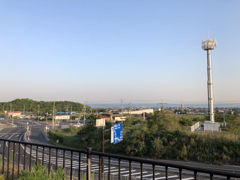 道の駅「みさき夢灯台」|眺望
