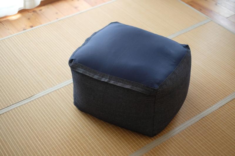 ニトリのビーズソファ専用カバー(標準サイズ)に交換