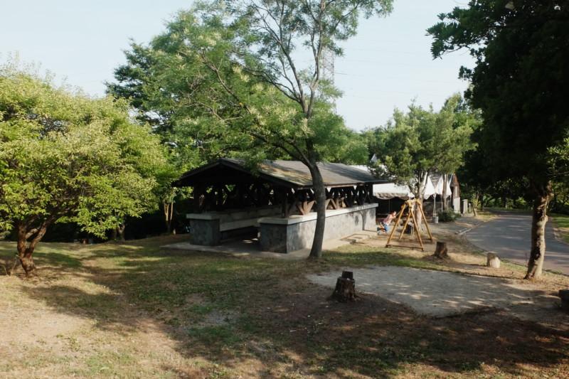 松江市宍道ふるさと森林公園(島根)|共同炊事棟