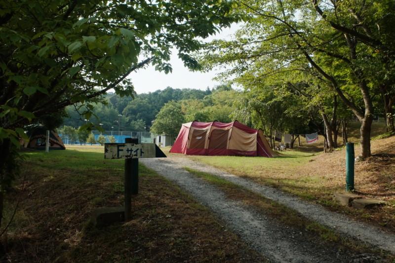 松江市宍道ふるさと森林公園(島根)|電源・野外炉・水道なし