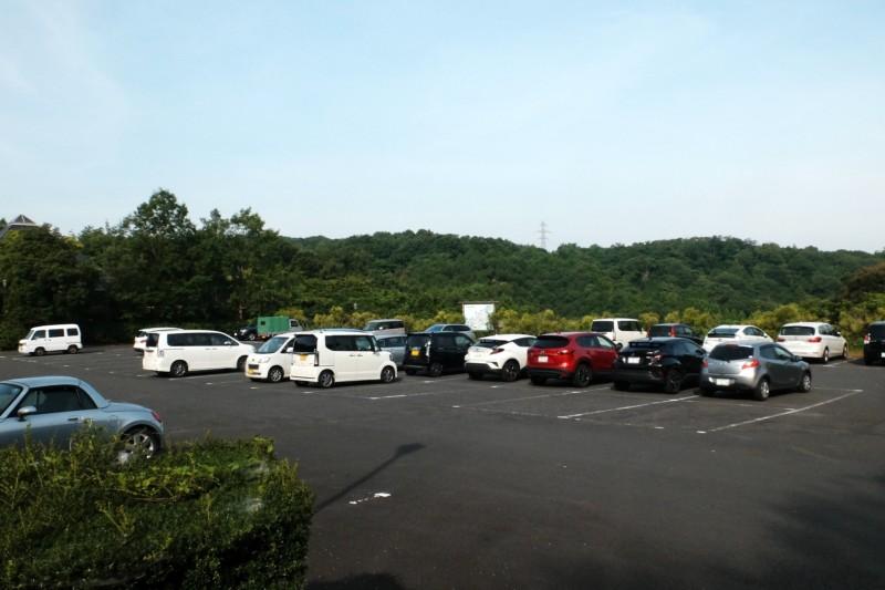 松江市宍道ふるさと森林公園(島根)|駐車場