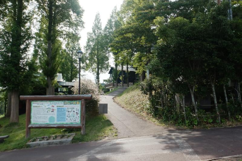 松江市宍道ふるさと森林公園(島根)|ログハウス・コテージエリア