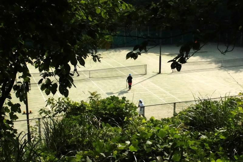松江市宍道ふるさと森林公園(島根)|テニスコート
