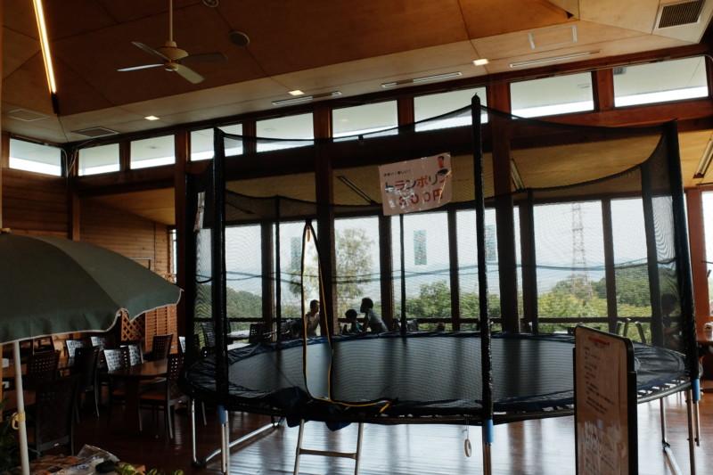 松江市宍道ふるさと森林公園(島根)|トランポリン