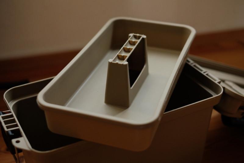 モールディングアーモツールボックス(BRID)|中蓋仕切り