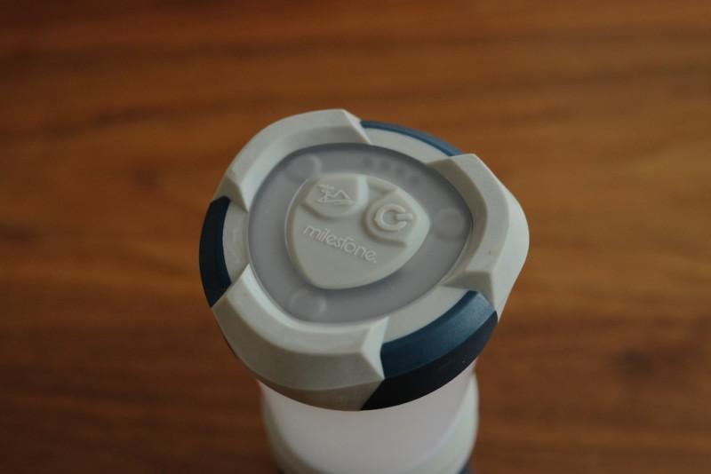 MS-D1(マイルストーン)|操作ボタン