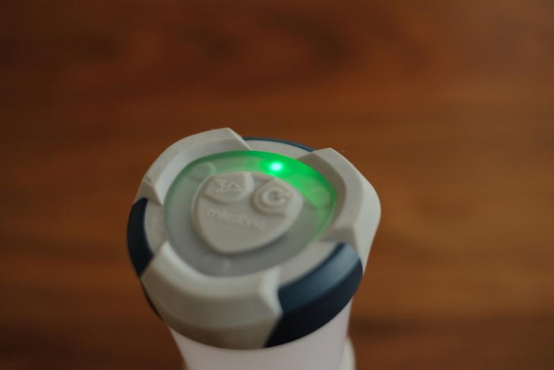 MS-D1(マイルストーン)|電池残量インジケーター