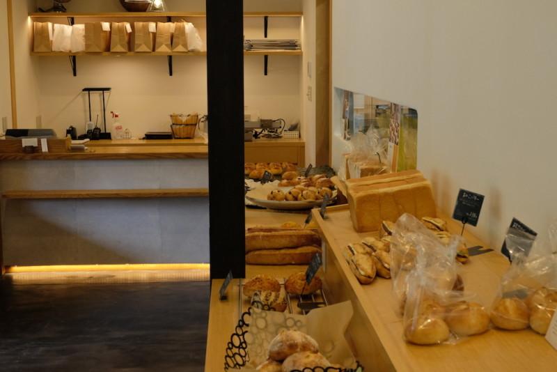 Bakery&Café 野坐|店内