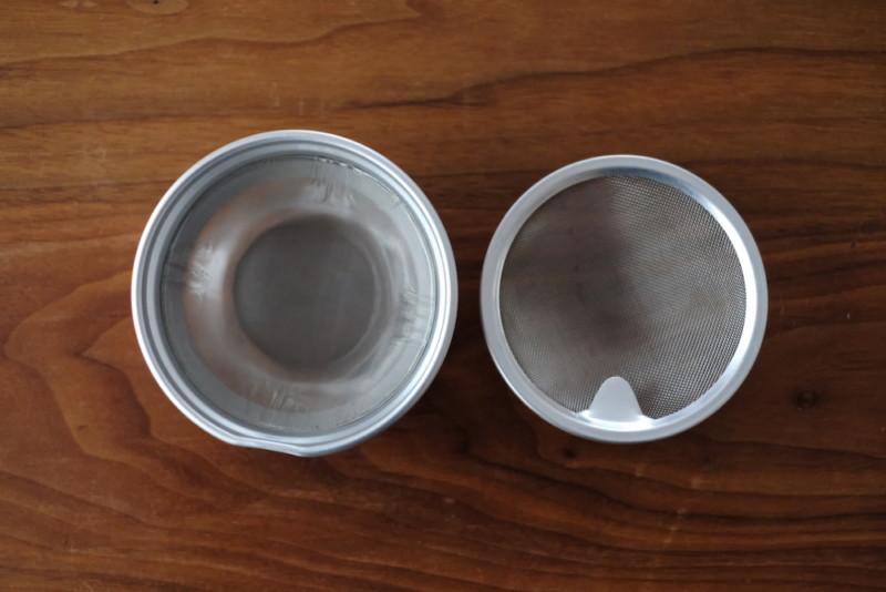 ホームピッカー(ホシマル印)|2種類のコシ網