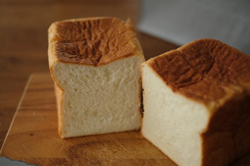 アトリエグーテの食パン「プレミアムプラス」|断面