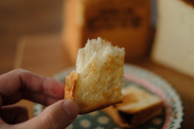 アトリエグーテの食パン「プレミアムプラス」|トースト