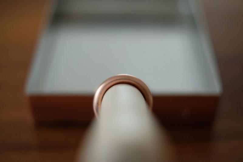 銅製卵焼き器(中村銅器製作所)|持ち手の隙間