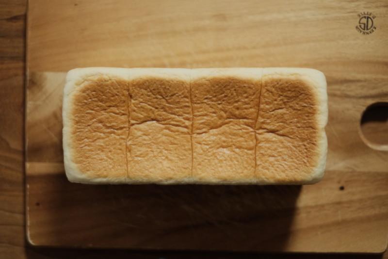 「銀座 に志かわ」の高級食パン|2斤分