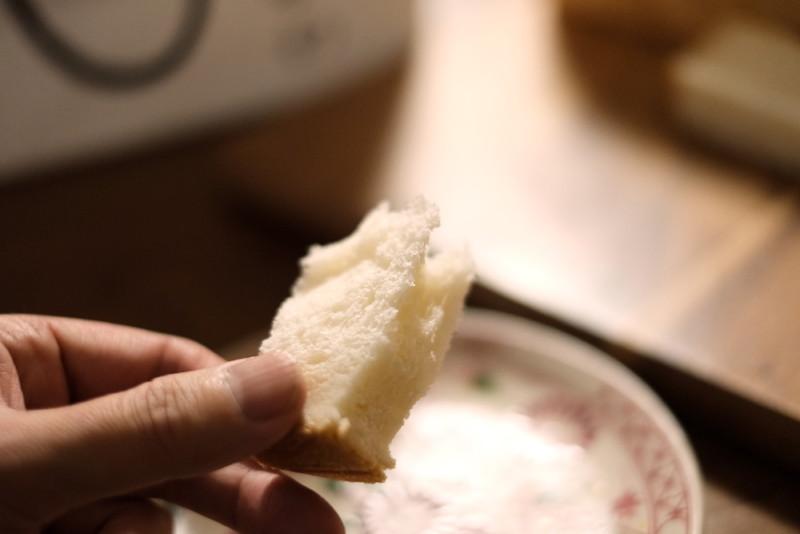 「銀座 に志かわ」の高級食パン|生のまま