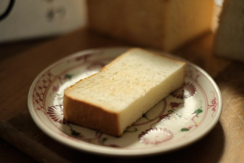 「銀座 に志かわ」の高級食パン|トースト