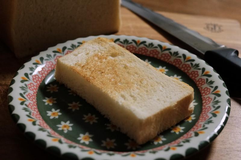 キャナルベーカリー(マックスバリュ)「絹」|トースト