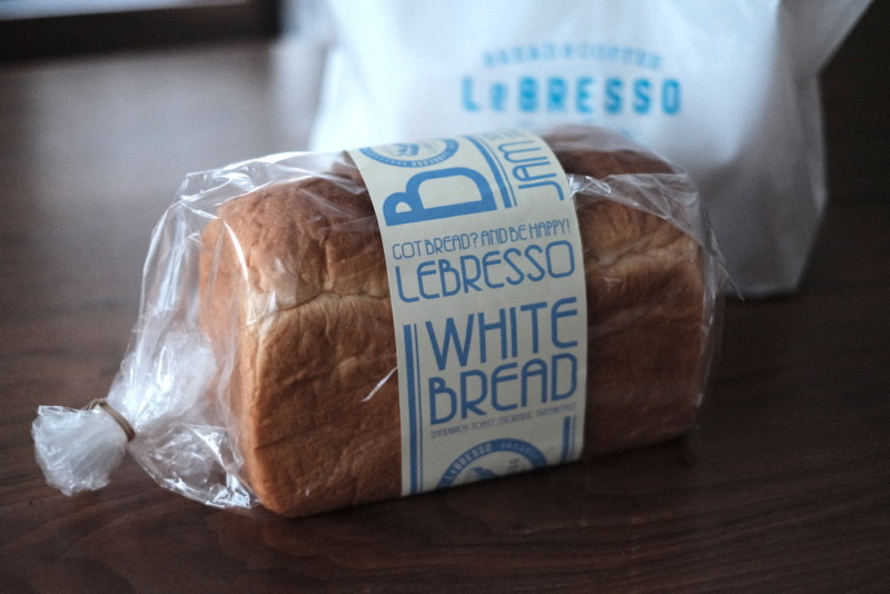 LeBRESSO(レブレッソ)|食パンと包装