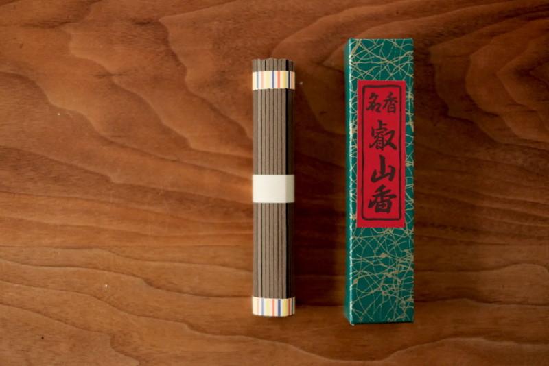 比叡山延暦寺「名香 叡山香」|線香本体