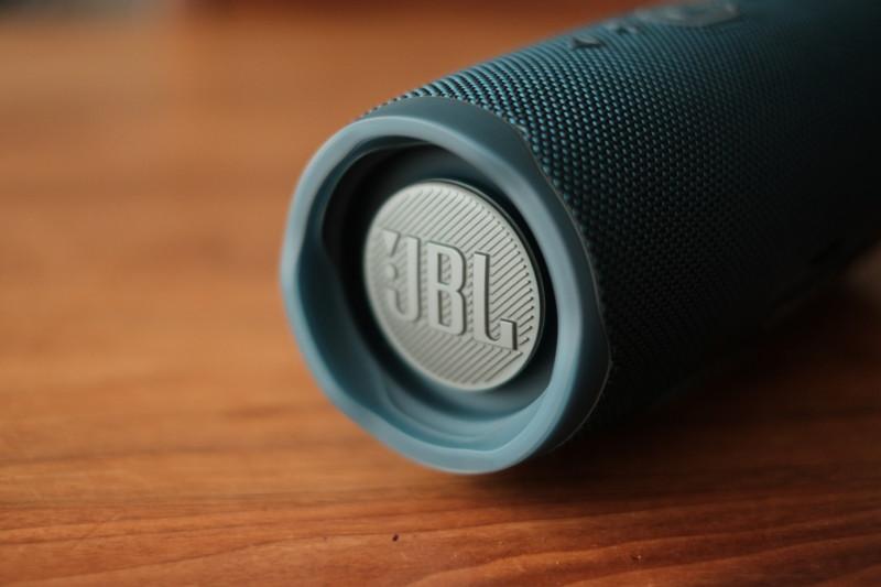 JBL Charge 4|パッシブラジエーター