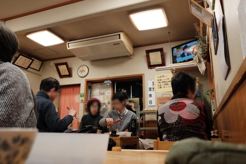 鳥喜多(滋賀・長浜)|店内の様子