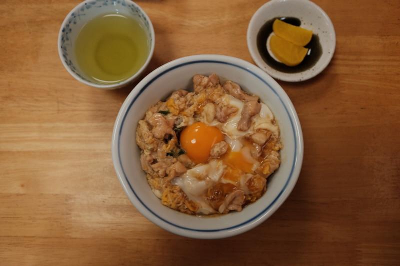 鳥喜多(滋賀・長浜)|親子丼