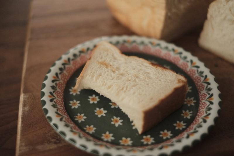 「Bakery 暦(滋賀・信楽)」の食パン|トースト