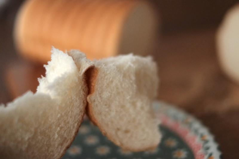 まるい食パン(つるやパン)|焼かずに食べる