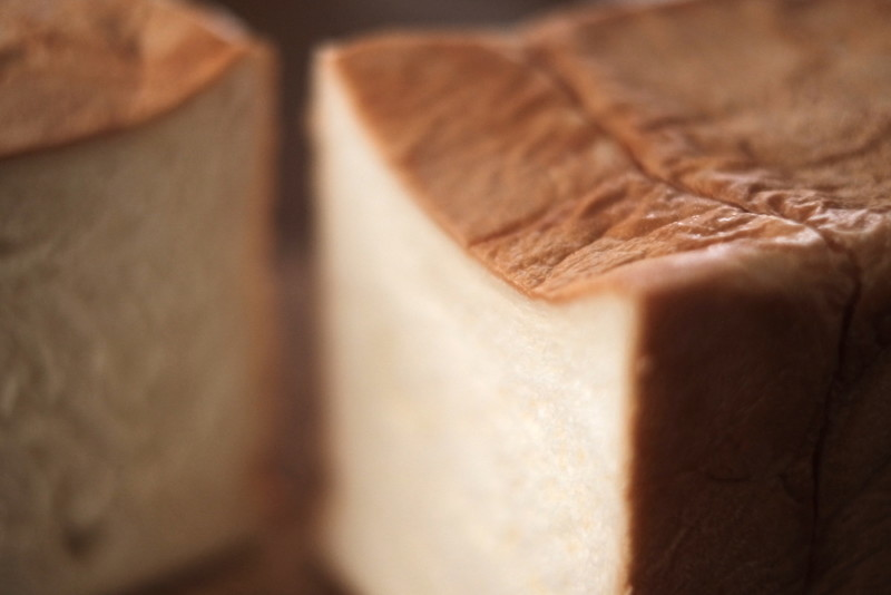 食パンの店「フリブール」(奈良)|ジャンボ食パンの耳