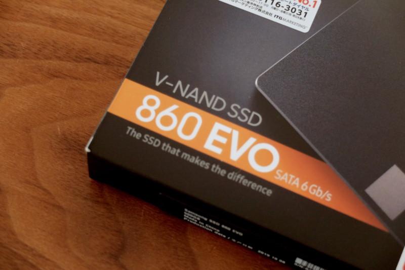 860EVO 500GB(Samsung)|外箱