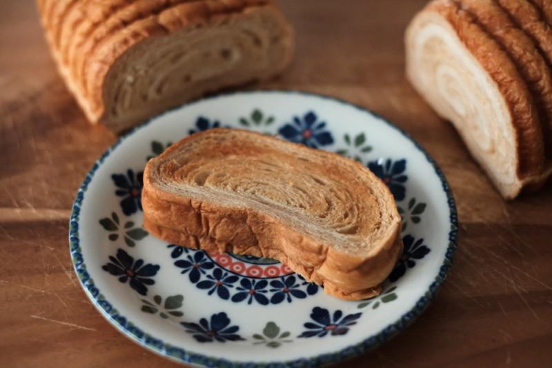 スーパーセンターPLANT メイプルラウンド食パン