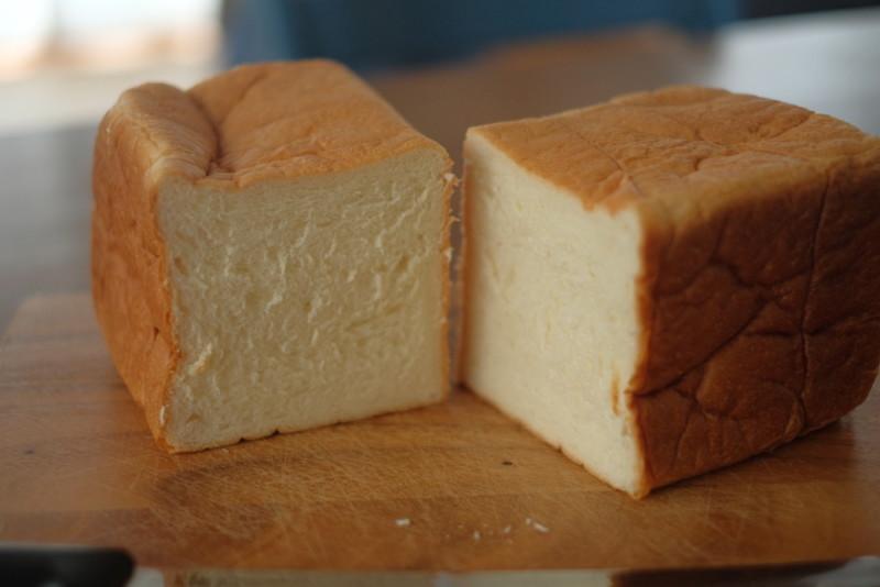 北欧ミルク食パン(バロー)|断面