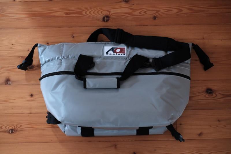 AOクーラーズ24(ビニール)|トートバッグ型