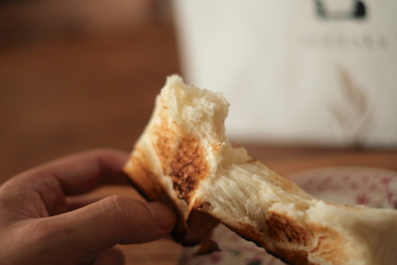 京都の高級食パン専門店「別格」|トースト