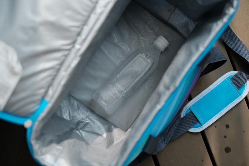 ペットボトル氷