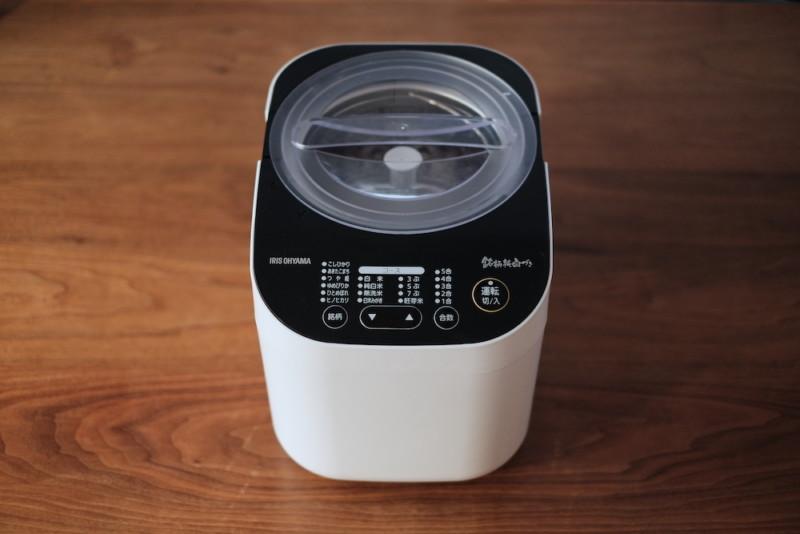 米屋の旨み RCI-B5-W(アイリスオーヤマ)|外観
