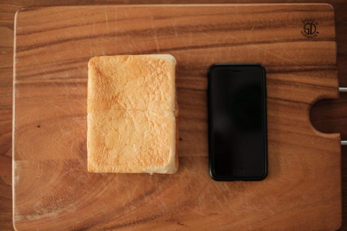 濃い生食パン(バロー)|サイズ