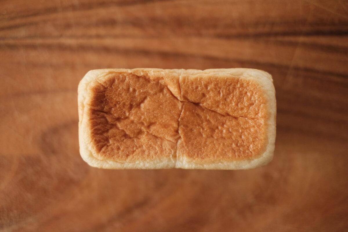 濃い生食パン(バロー)|上部