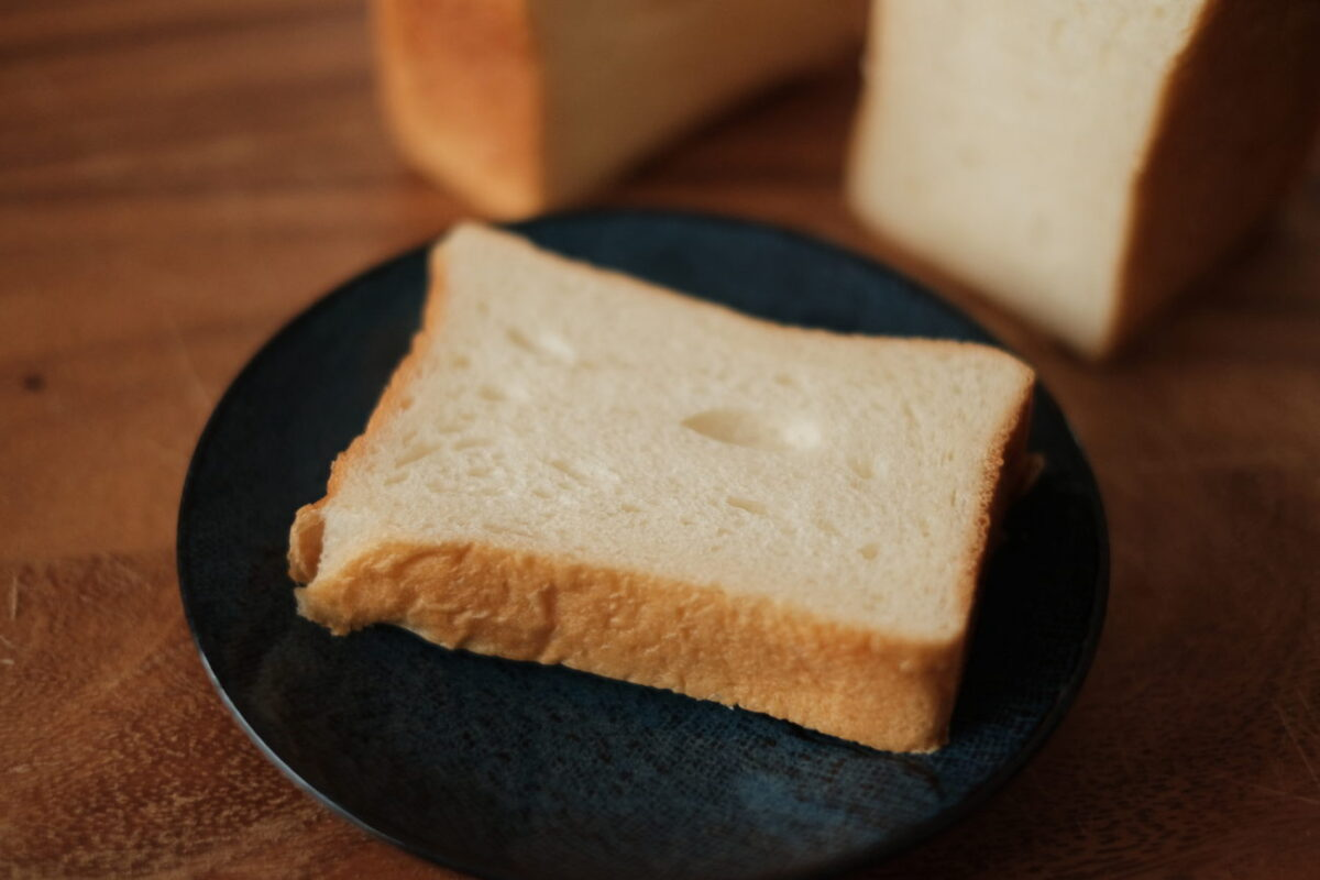濃い生食パン(バロー)|生のまま