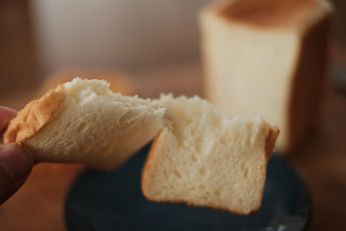 濃い生食パン(バロー)|トースト