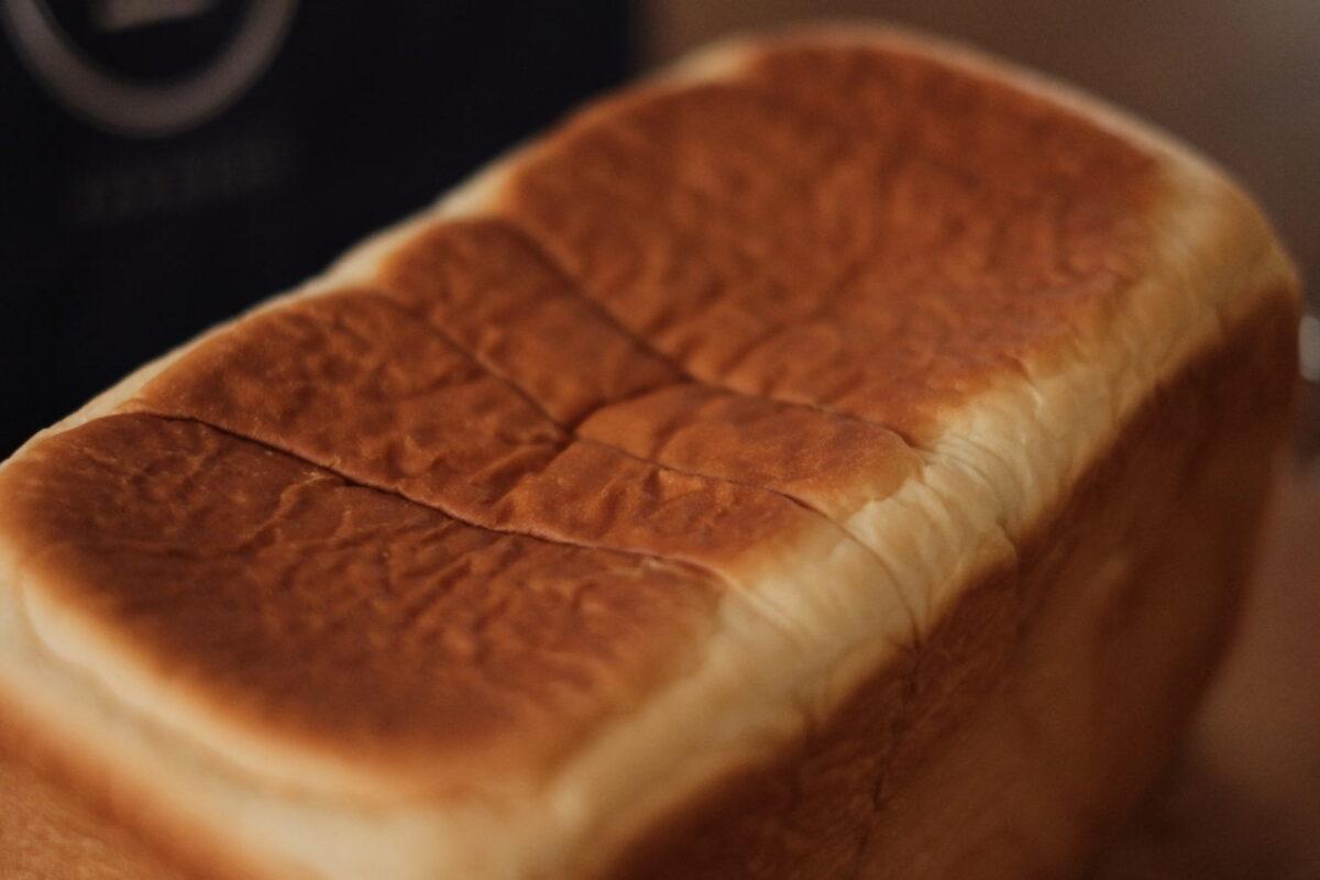 食パン専門店「高匠」|湯種食パンの焼色