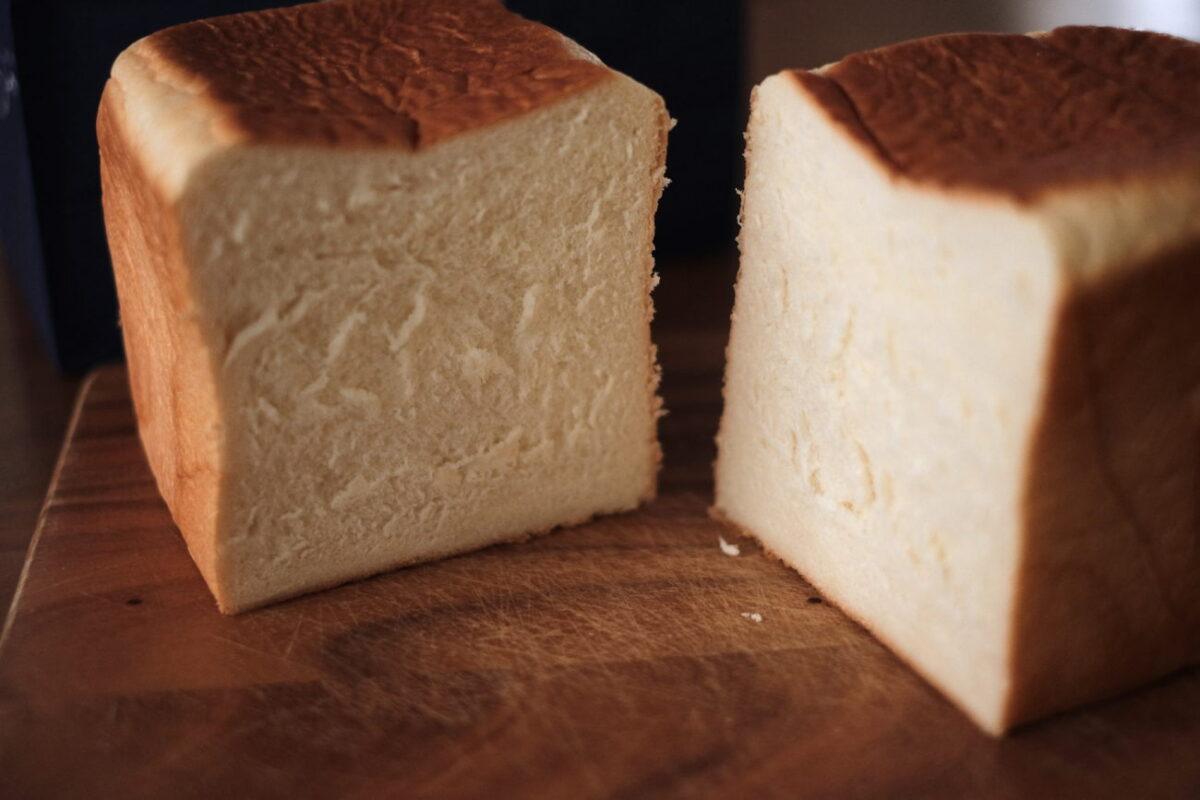 食パン専門店「高匠」|湯種食パンの断面
