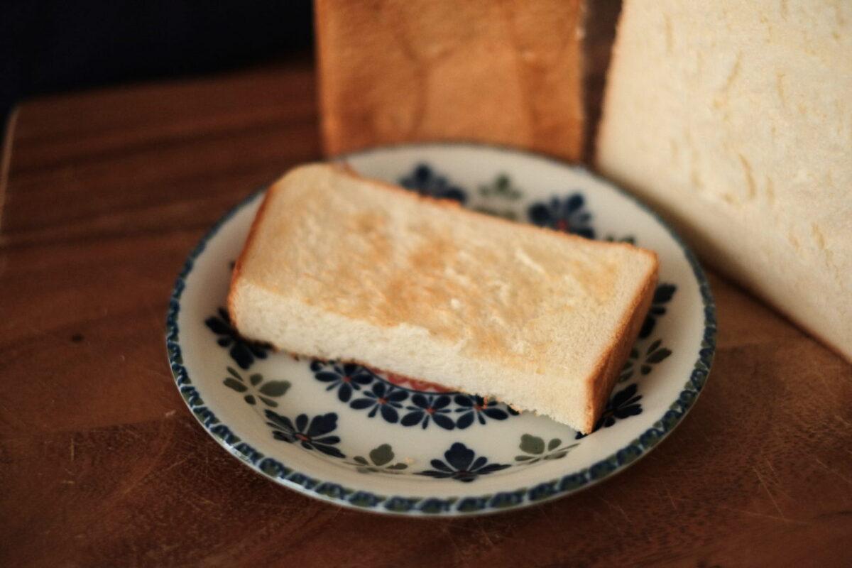 食パン専門店「高匠」|湯種食パンのトースト