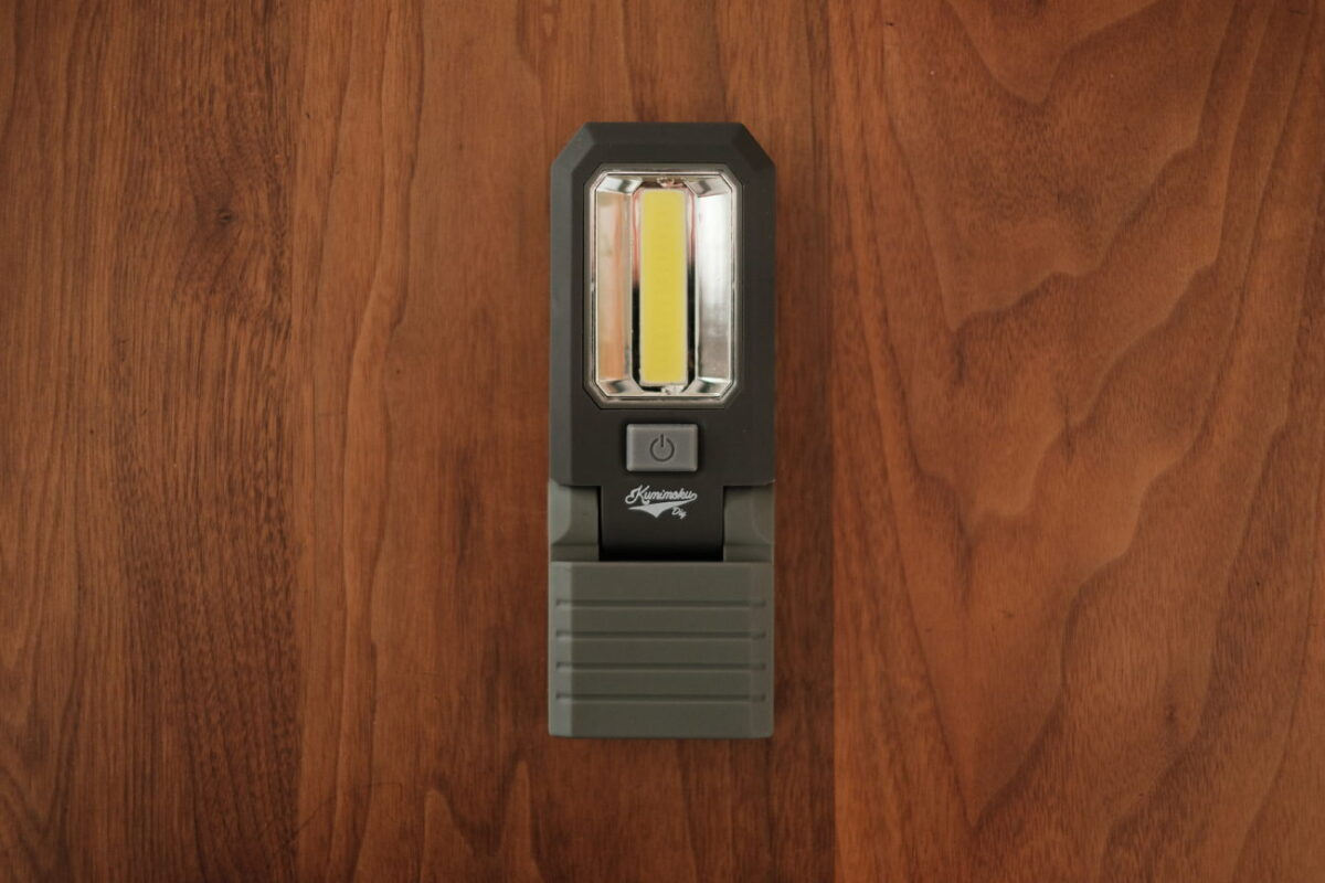 LEDハンディワークライト(カインズ)|外観