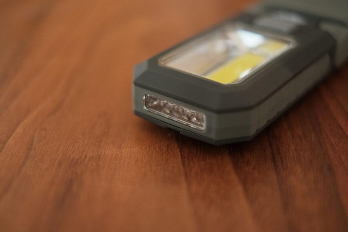 LEDハンディワークライト(カインズ)|トーチライト