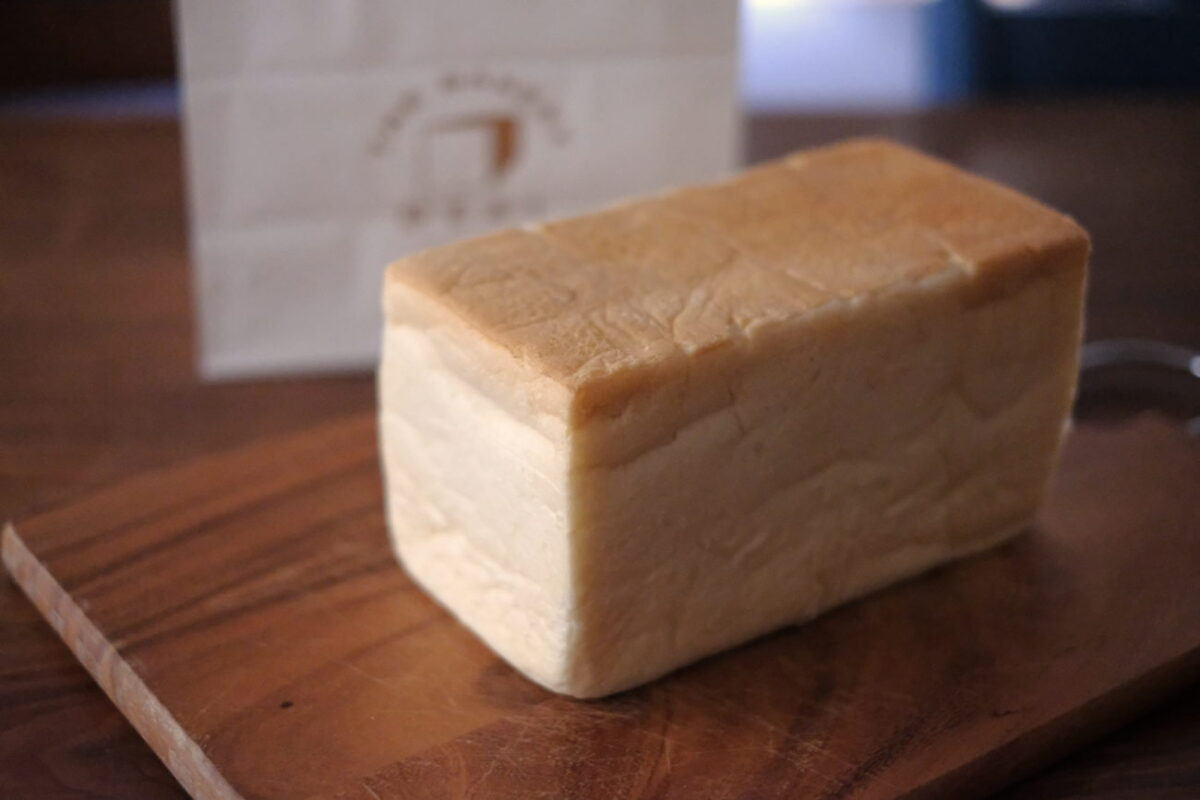 食パン専門店「デアイ・ザ・ベーカリー(狭山店)」|食パン