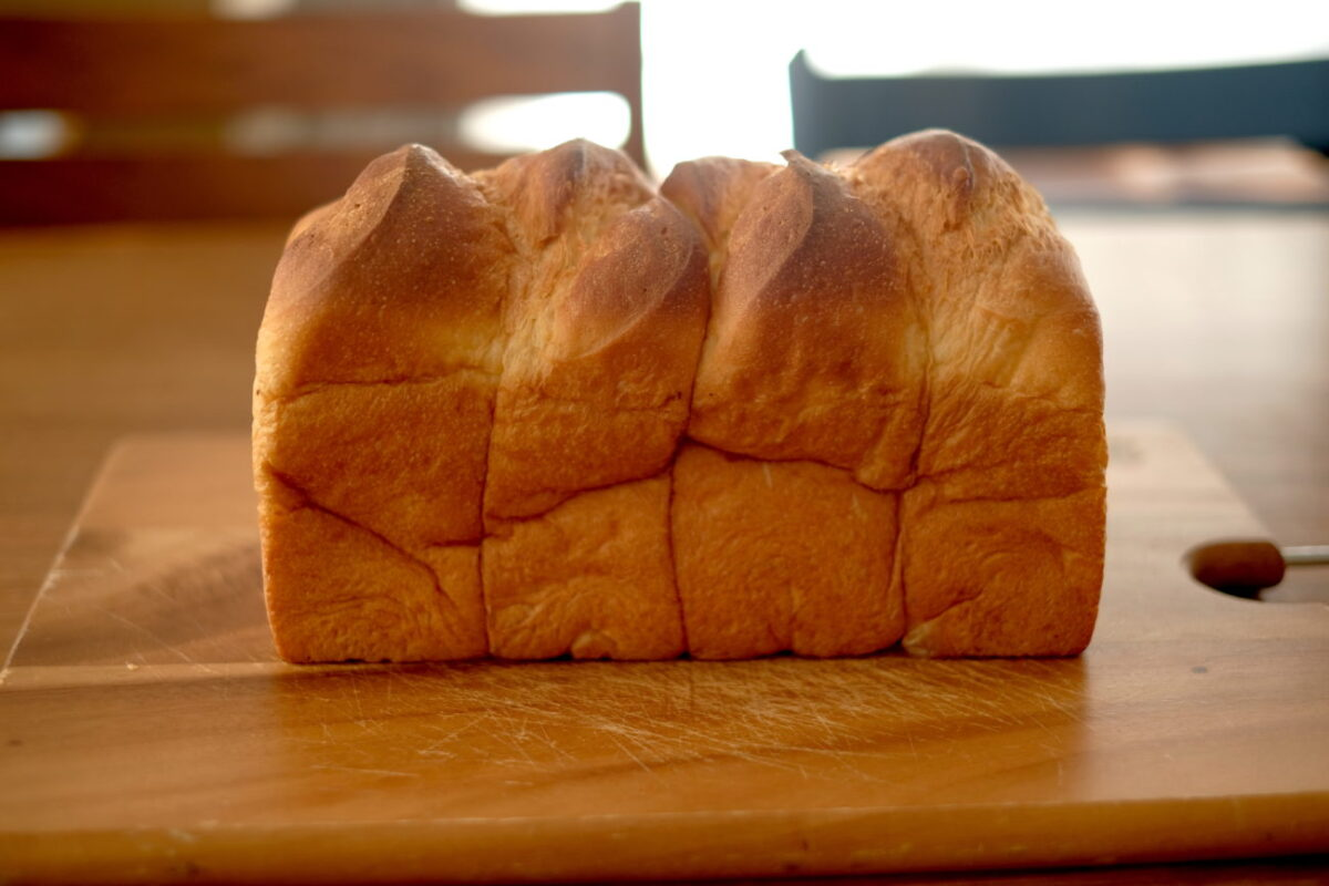 北欧バター食パン(北欧倶楽部)|全体