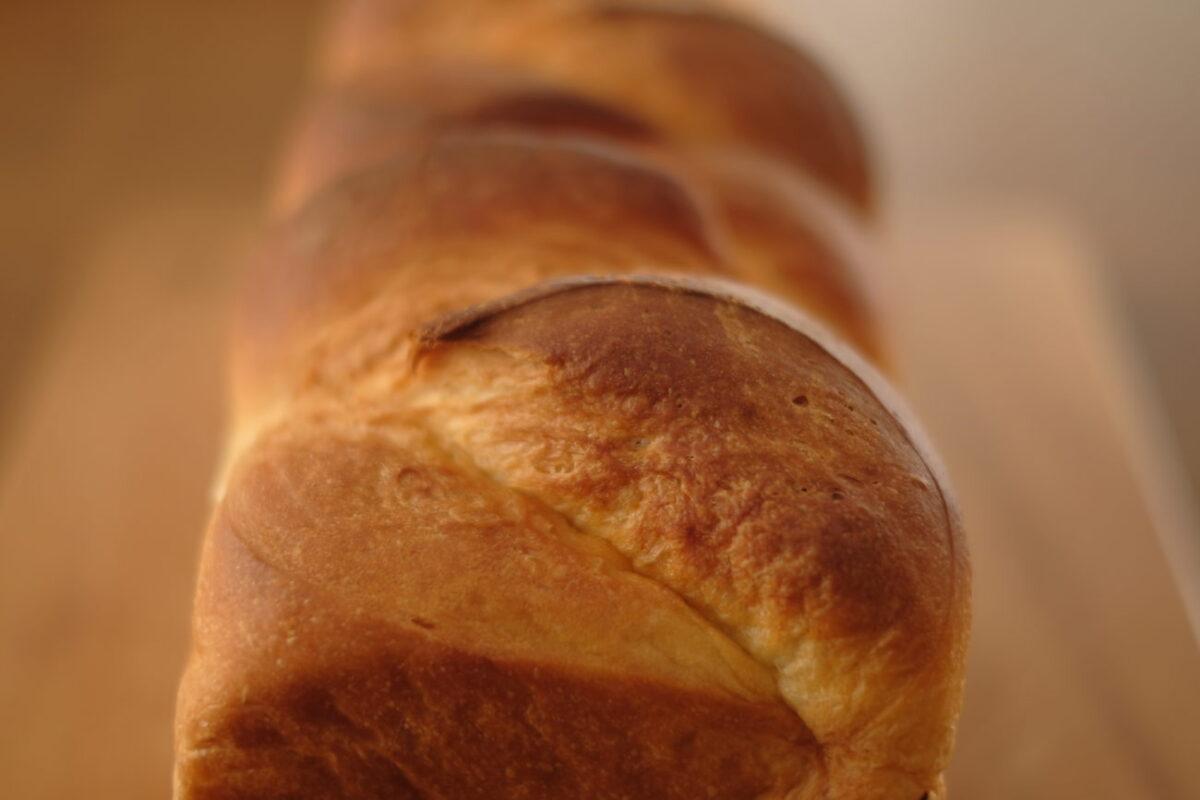 北欧バター食パン(北欧倶楽部)|アップ